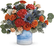 Standout Chic Bouquet Flowers
